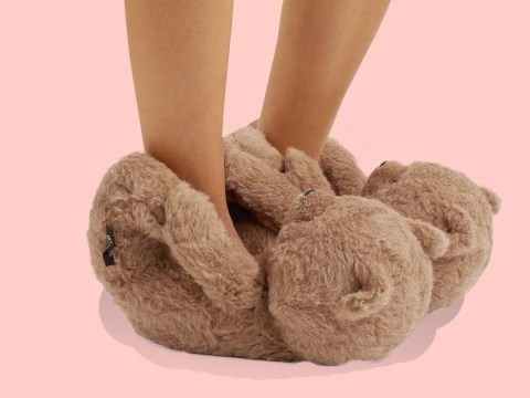 Vetements is selling £680 teddy bear slippers for anyone dedicated to the snug life