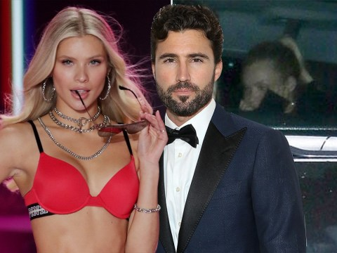 Brody Jenner leaves nightclub with model Josie Canseco as ex-wife Kaitlynn Carter kisses Miley Cyrus