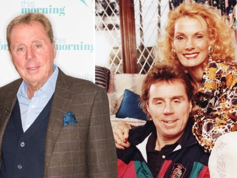 I'm A Celebrity Get Me Out Of Here star Harry Redknapp shares loved up throwback with wife Sandra