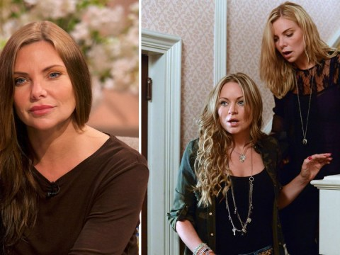 EastEnders star Samantha Womack admits it's still 'too hard' to watch the BBC soap two years after Ronnie Mitchell death