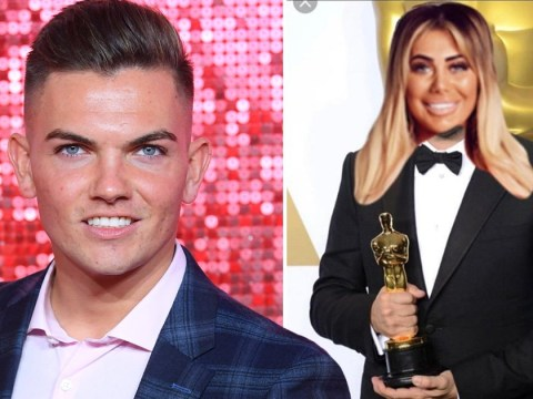 Sam Gowland calls Chloe Ferry's cheating accusations an 'Oscar winning performance'