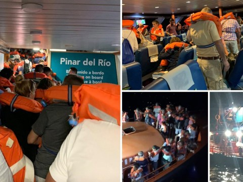 Nearly 400 people evacuated from Ibiza boat heading to mainland