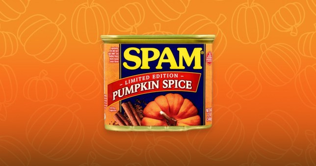 Could Pumpkin Spice Spam become the next hot trend this autumn?