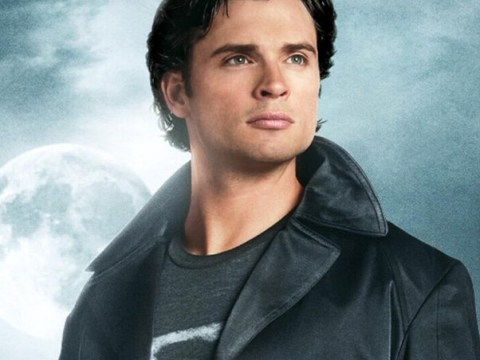 Smallville's Tom Welling reprising Superman role for Arrowverse crossover and we're living for it