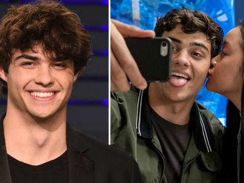 Noah Centineo 'hasn't changed' as he reunites with Austin