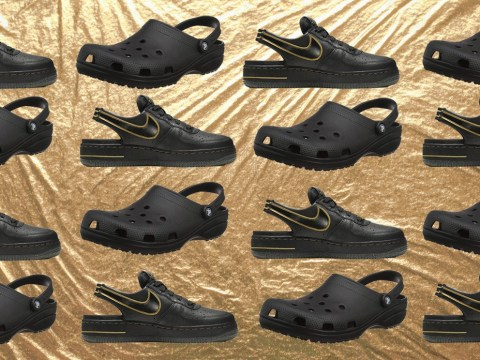 Nike just released a new pair of trainers and they look like Crocs