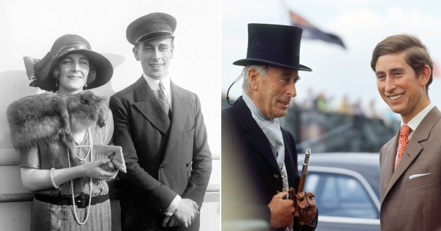 Pictures of Lord Mountbatten