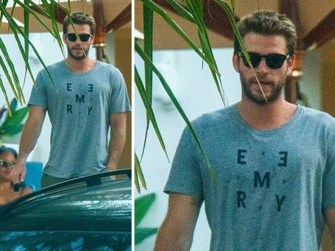 Liam Hemsworth heads out Down Under as split from Miley Cyrus takes nasty turn