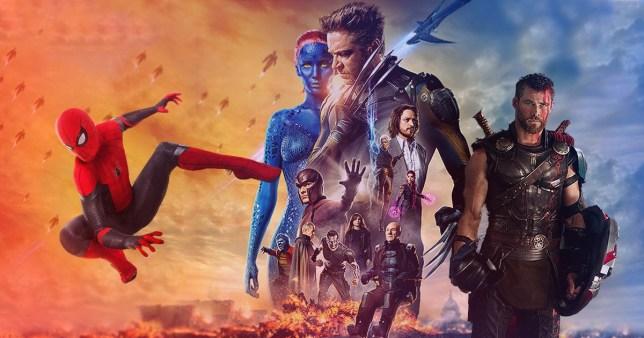 X-Men and Marvel's Avengers