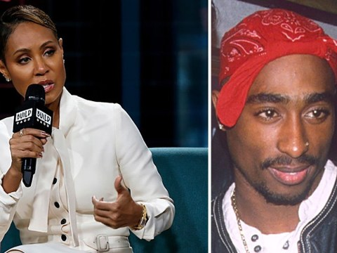 Jada Pinkett Smith dreams of Tupac Shakur on Red Table Talk: 'I'd do a male version just for him'