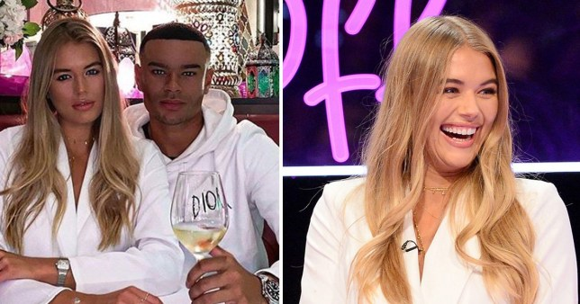 Love Island's Wes Nelson and Arabella Chi