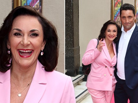 Strictly's Shirley Ballas would marry toyboy Danny Taylor 'tomorrow' after finally finding love