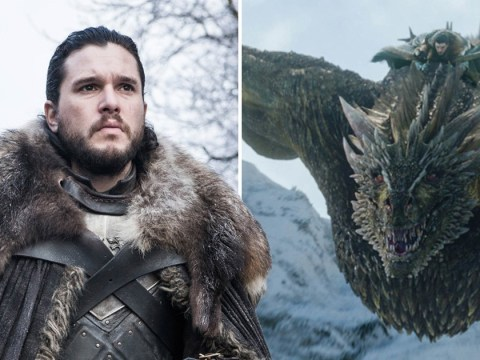 Kit Harington really hated the dragon scenes in Game of Thrones: 'It's not even acting!'