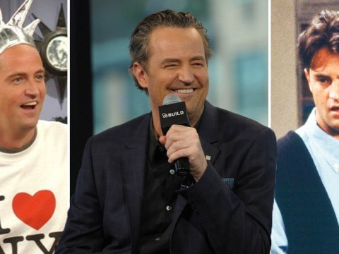 Why Chandler Bing was the true hero of Friends as Matthew Perry celebrates 50th birthday