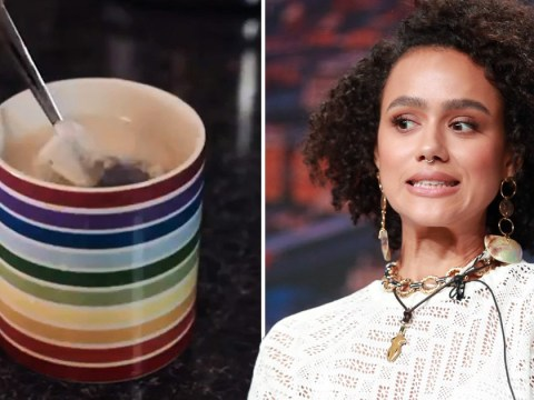 Game of Thrones star Nathalie Emmanuel is as grossed out as we are over the worst cup of tea that ever existed