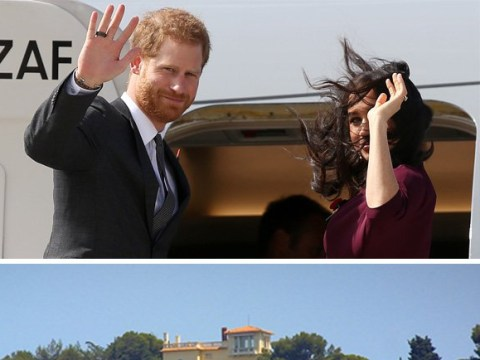 Harry and Meghan use private jet in fourth gas-guzzling flight in just 11 days