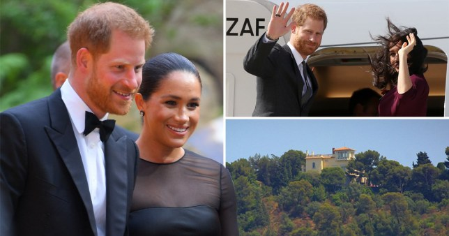 Harry and Meghan use private jet in fourth flight in just 11 days