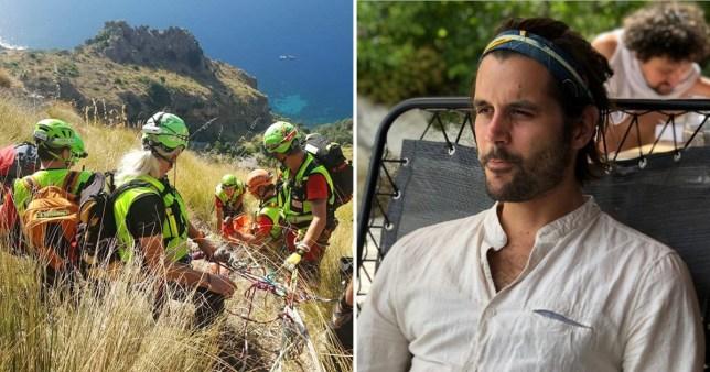 French hiker Simon Gautier found dead