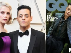 Rami Malek admits 'latching onto happiness' with girlfriend Lucy Boynton