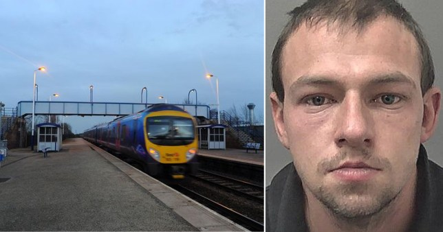 Martin was jailed for six years after the judge told him his actions could have had 'catastrophic consequences'