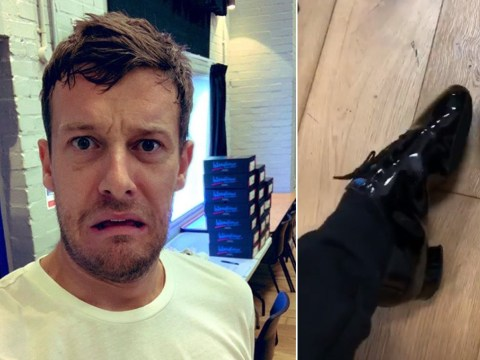 Strictly Come Dancing's Chris Ramsey is a 'mess' after first rehearsal