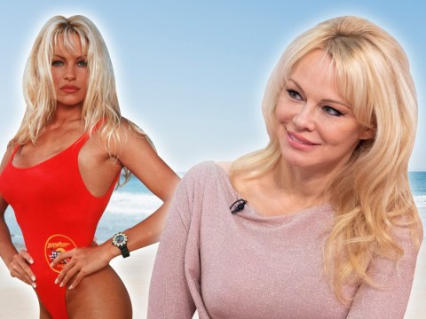 Pamela Anderson wears her iconic Baywatch swimsuit on dates and it sounds like an experience