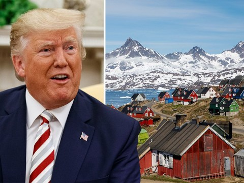 Donald Trump throws toys out of pram because Denmark won't sell Greenland to him