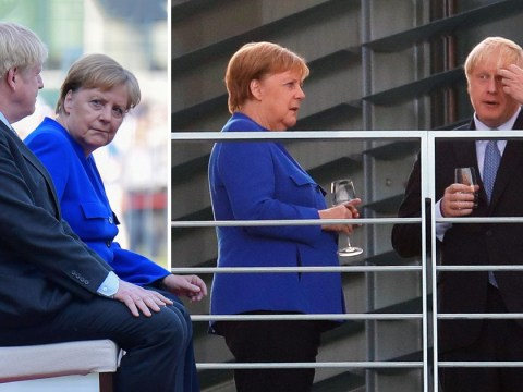 Angela Merkel gives Boris Johnson 30 days to solve Irish backstop problem