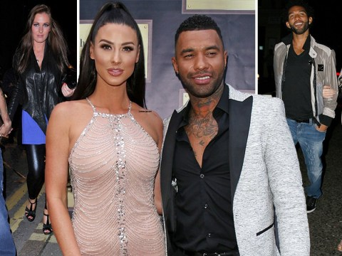 How long has Celebs Go Dating's Jermaine Pennant been married to his wife Alice and who else has he dated?