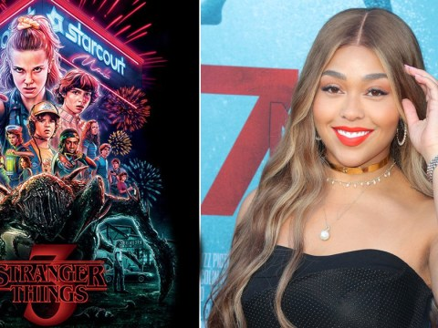 Jordyn Woods admits binge-watching Stranger Things to heal from Tristan Thompson drama
