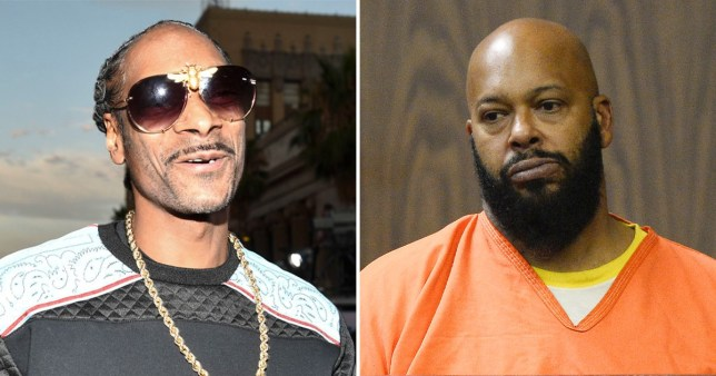Snoop Dogg 'still loves' Suge Knight after epic Death Row