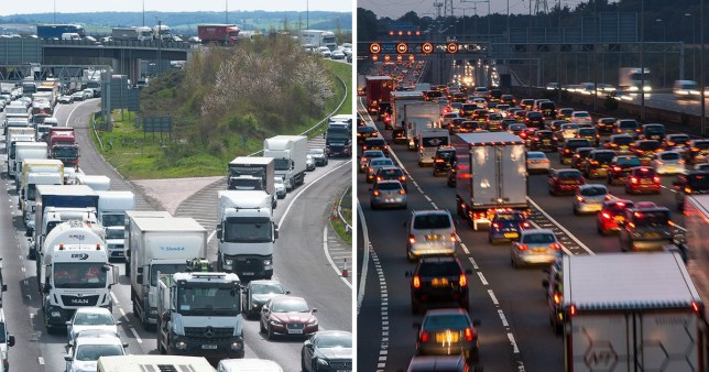 Bank Holiday travel updates as five million drivers set for journeys