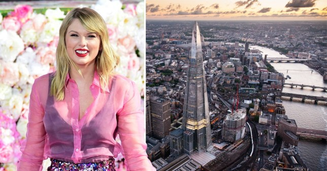 What are the Taylor Swift London Boy lyrics and who is it about?