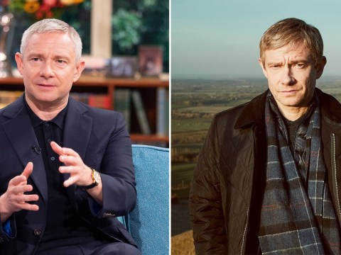 Martin Freeman tapped into real-life detective for chilling moments in true-crime drama A Confession