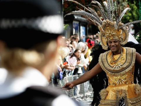 Huge jump in number of knife arches at Notting Hill Carnival