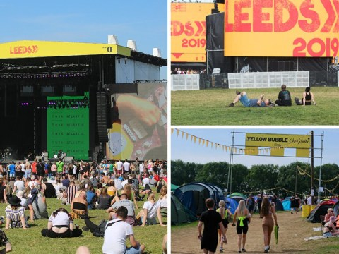 Leeds Festival: Girl, 17, dies of suspected drugs overdose
