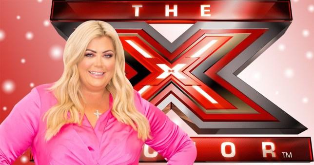 Gemma Collins eyes up X Factor