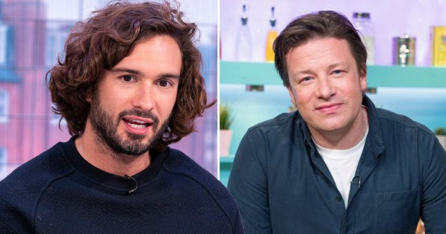 Joe Wicks Jamie Oliver