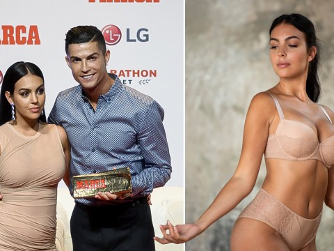 Cristiano Ronaldo's girlfriend Georgina Rodriguez admits 'always' sleeping in 'sexy lingerie' to keep romance alive