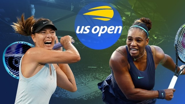 Serena Williams and Maria Sharapova's long – and one-sided rivalry – under new spotlight at US Open