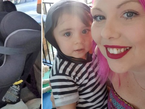 Mum urges parents to use rear-facing car seats after decision saved her son's life