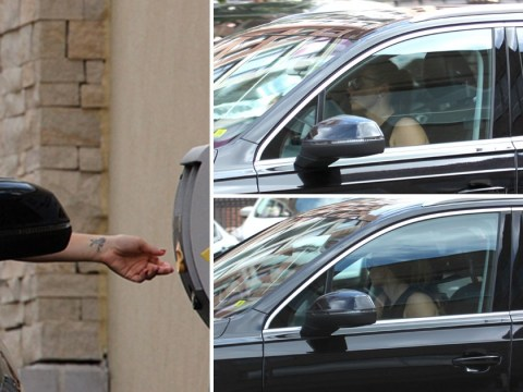 Coleen Rooney runs errands without wedding ring again after Wayne parties with other women