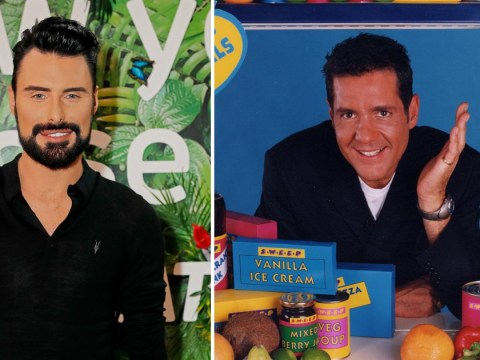 Rylan Clark-Neal 'gutted' not to get Dale Winton's blessing for Supermarket Sweep