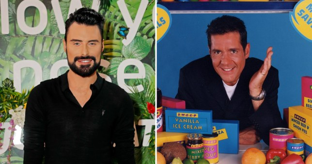 Rylan 'gutted' not to get Dale Winton's Supermarket Sweep