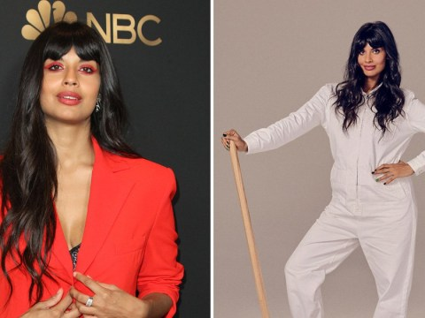 Jameela Jamil distances herself from body positivity as she's called out for 'diet destroyer' shoot with no plus-size clothes