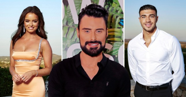 Love Island's Tommy Fury and Maura Higgins are joining Supermarket Sweep celebrity line-up