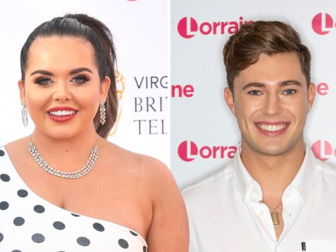 Curtis Pritchard and Scarlett Moffatt team up for secret project