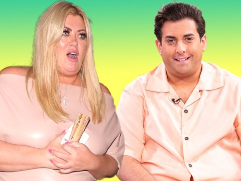 Gemma Collins vomitted so much over Arg's breath they had to bin the toilet seat