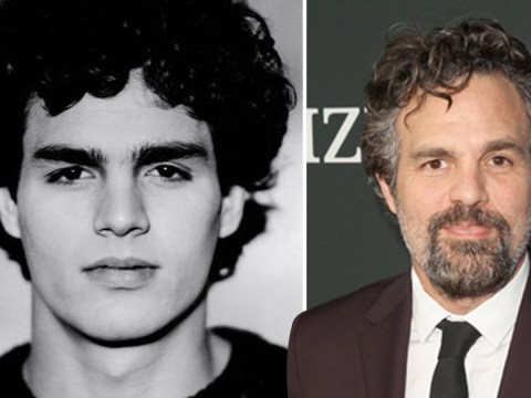Avengers' Mark Ruffalo shares throwback snap and Noah Centineo comparisons flood in