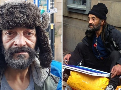 Hunt for relatives after rough sleeper who created 'stunning' art dies